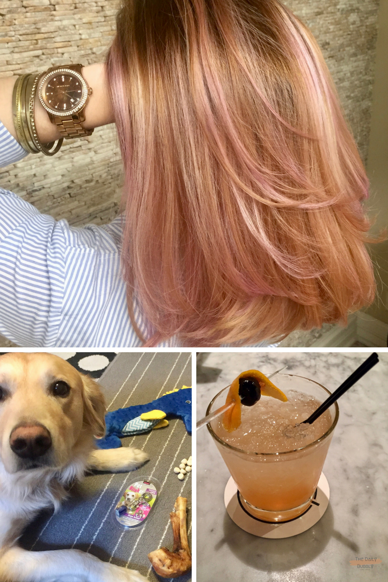 Clockwise From Top:   Teddie Kossof Salon in Chicago, IL  -  KaiKates  for Midas -  Third Coast Provisions  in Milwaukee, WI