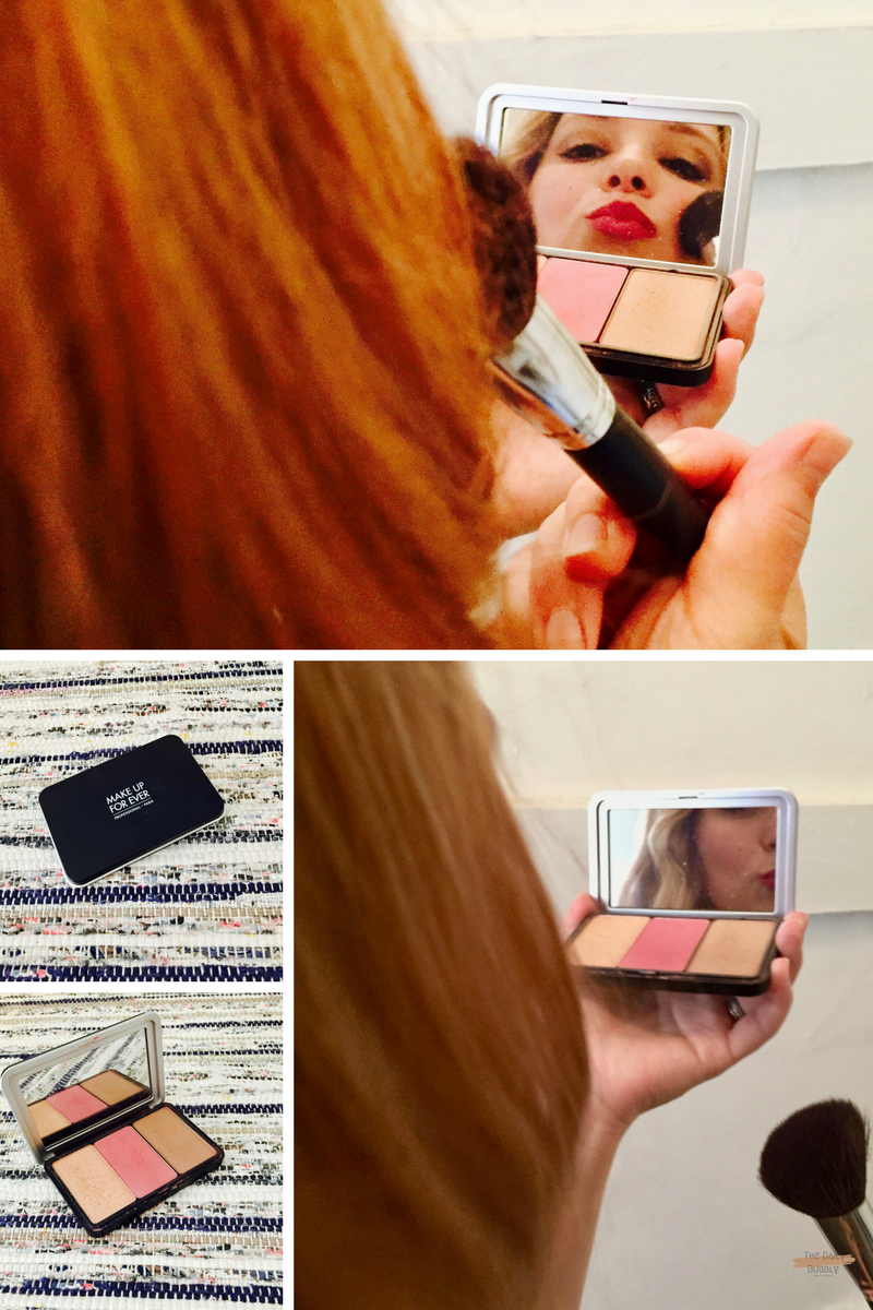 MAKE UP FOR EVER Artist Face Color Highlight, Sculpt and Blush Powder