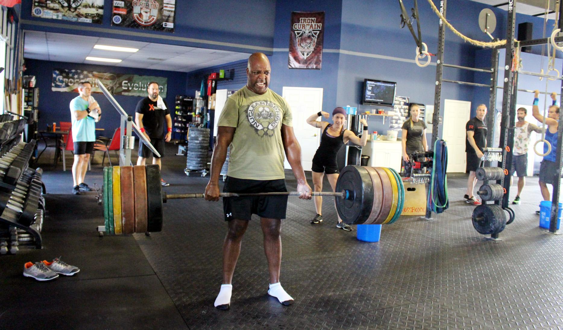 Dr. ABM with 425 lbs Deadlift