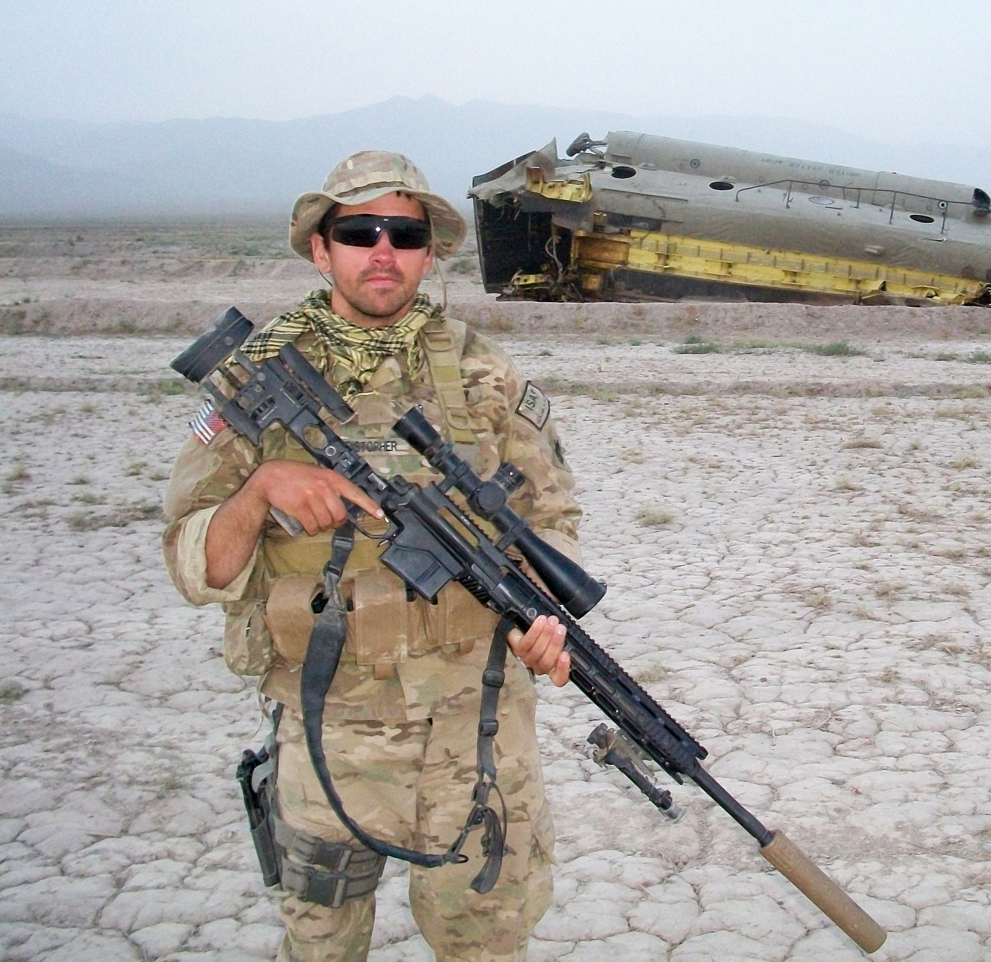 U.S. Army Spc. Christopher D. Horton, of Collinsville, Oklahoma, died Sept. 9, 2011, in Zurmat District, Afghanistan, of wounds sustained when enemy forces attacked his unit with small-arms fire. The 26-year-old was assigned to 1st Battalion, 279 Infantry Regiment, 45th Infantry Brigade Combat Team, Oklahoma National Guard. Horton is survived by his wife, Jane; parents David and Cherie; brother, Nicholas; sister, Tenley; and many other friends and family.