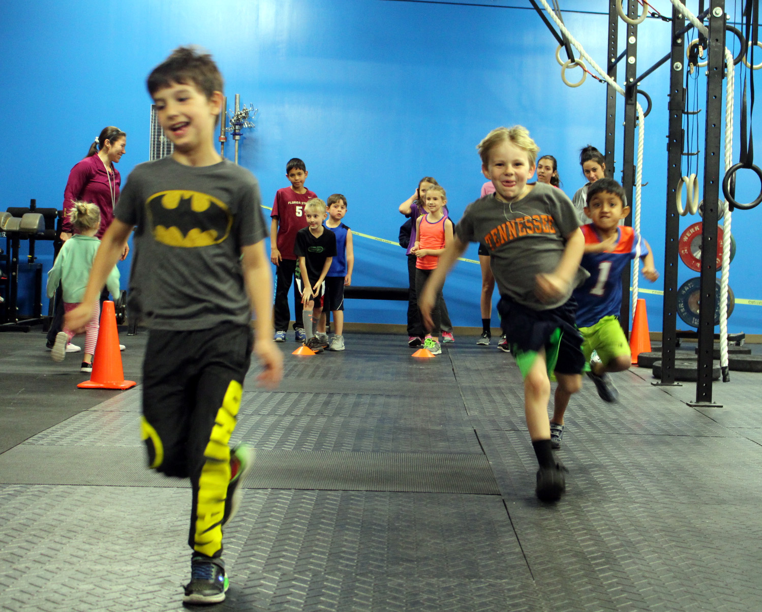 Kids classes are off to a great start! They're currently full, but if you'd like to be put on a waiting list -  contact us .