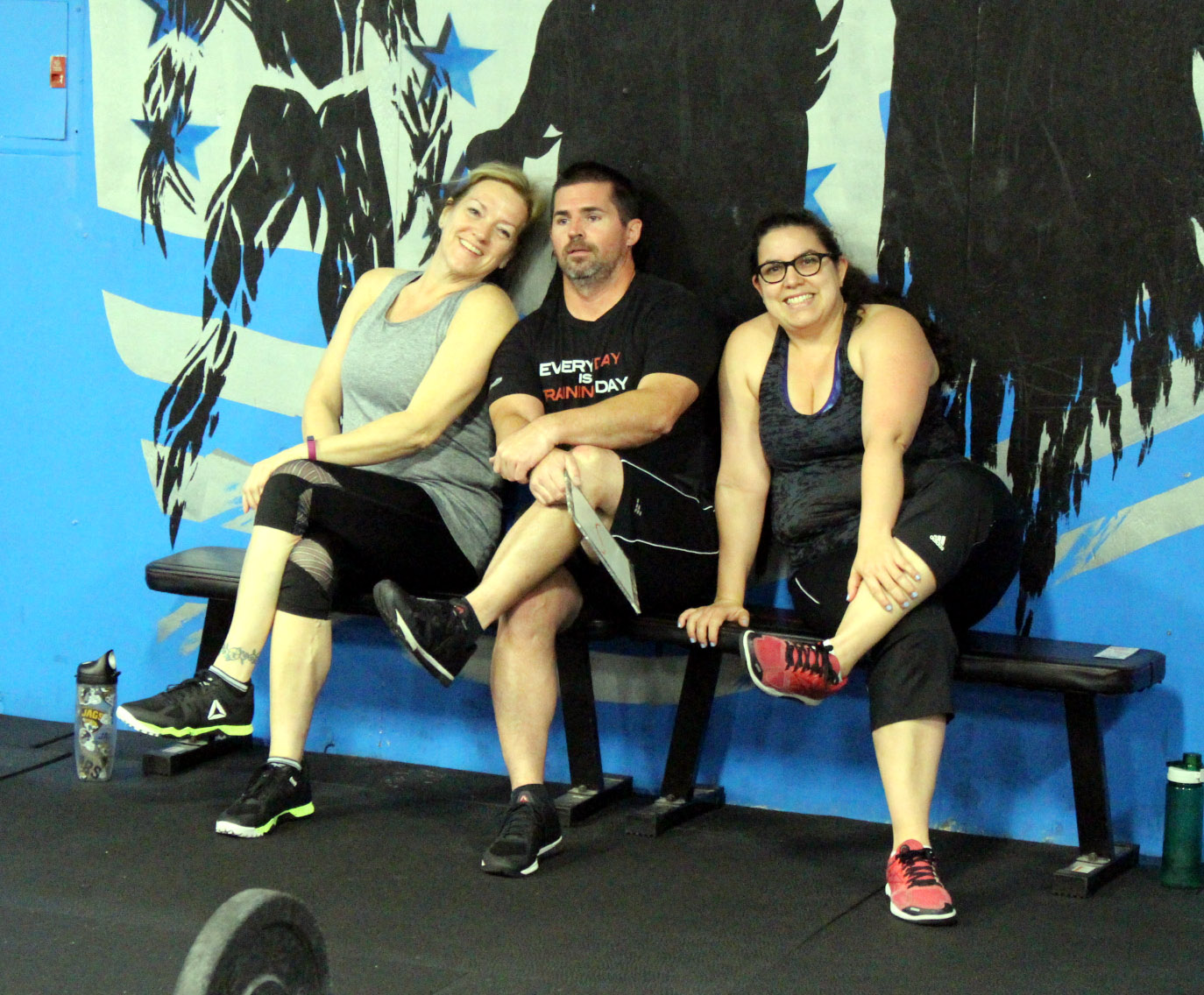 Beth, Travis & Susel