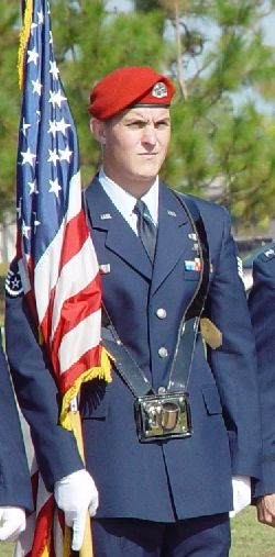In honor of USAF SSgt Timothy P. Davis, 28, who was killed on Feburary, 20 2009 supporting operations in OEF when his vehicle was struck by an IED. Timothy is survived by his wife Megan and one-year old son T.J.