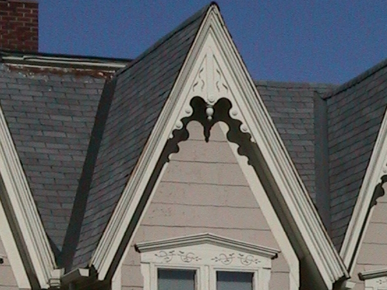 Gothic Revival Verge Board