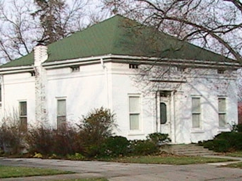 Hipped Roof--Greek Revival