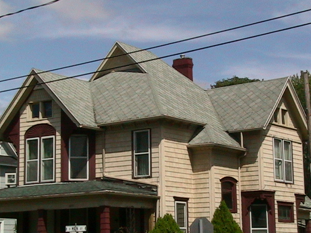 Hips and Gables--Queen Anne