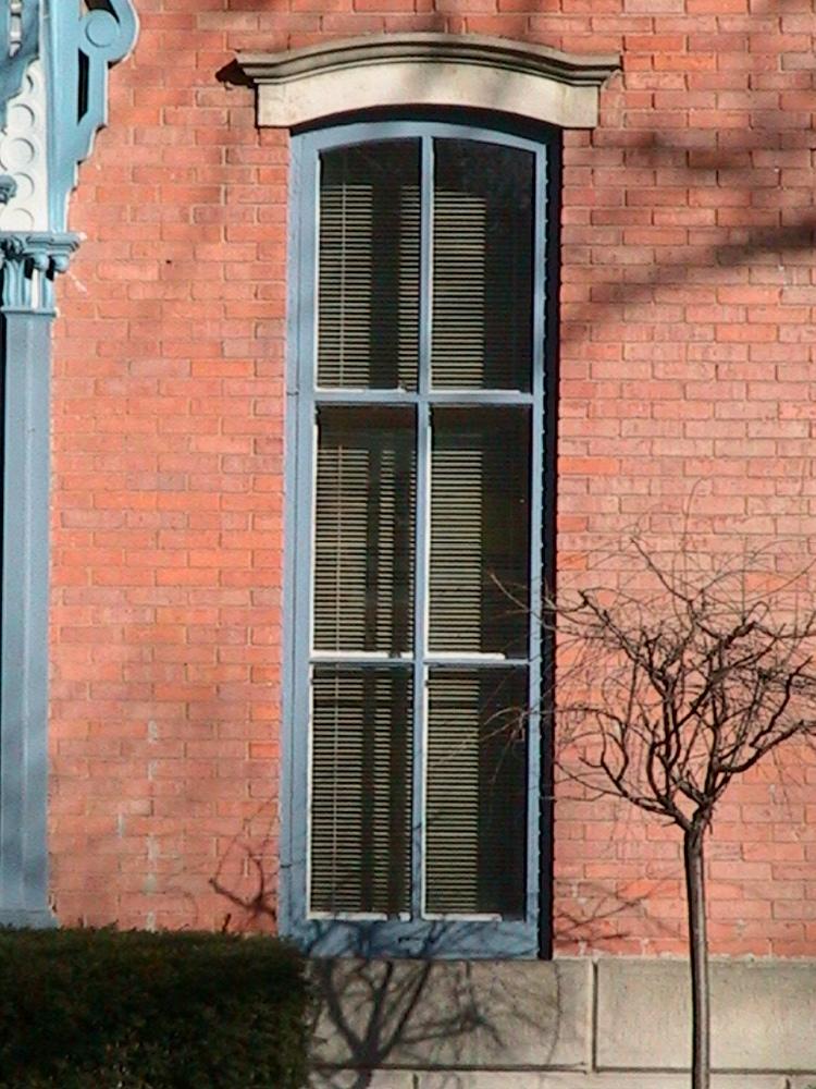 Italianate Window