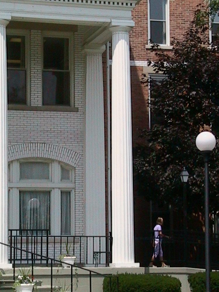 Colossal Doric Column