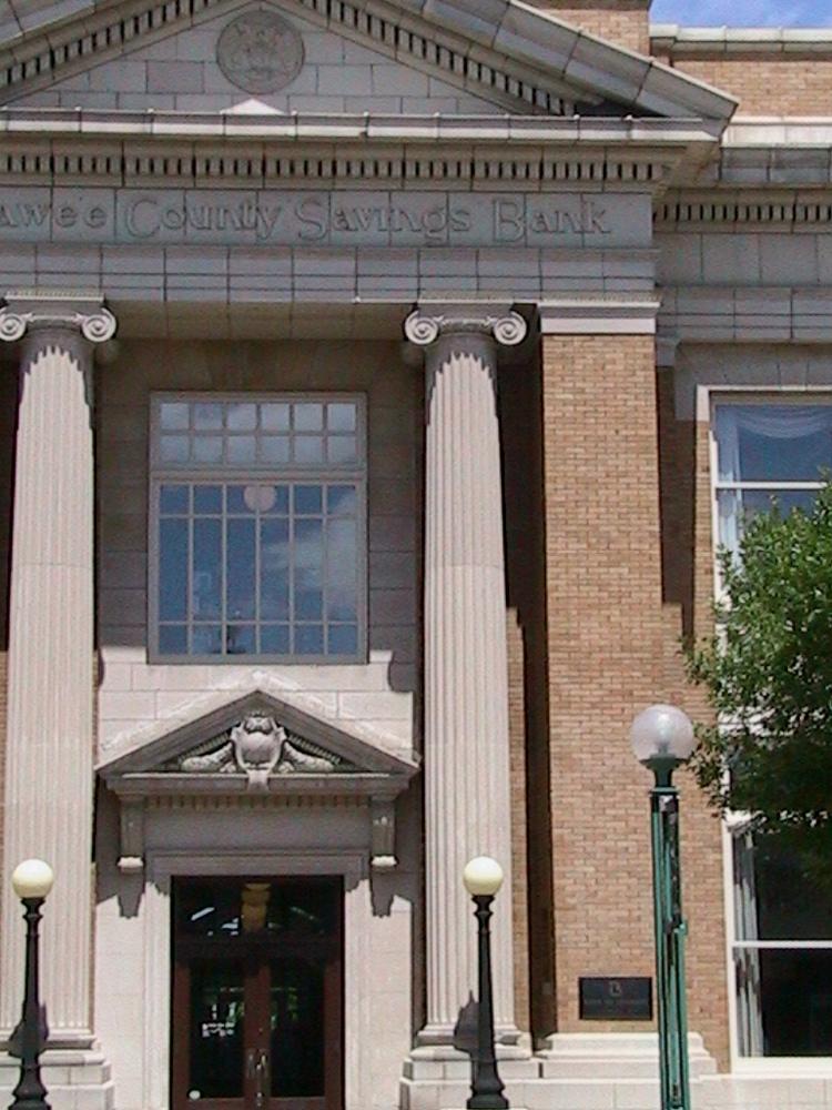 Colossal Ionic Columns