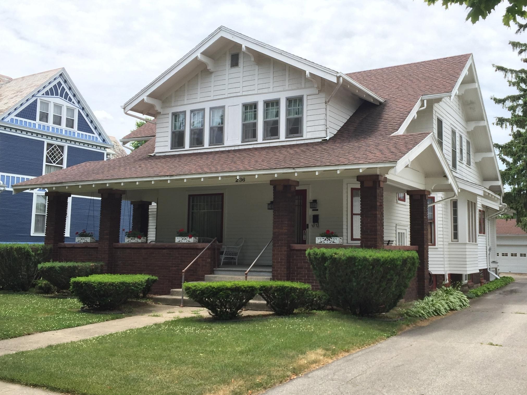 236 Dennis Street,  1921   Craftsman Home     (1910-1940)