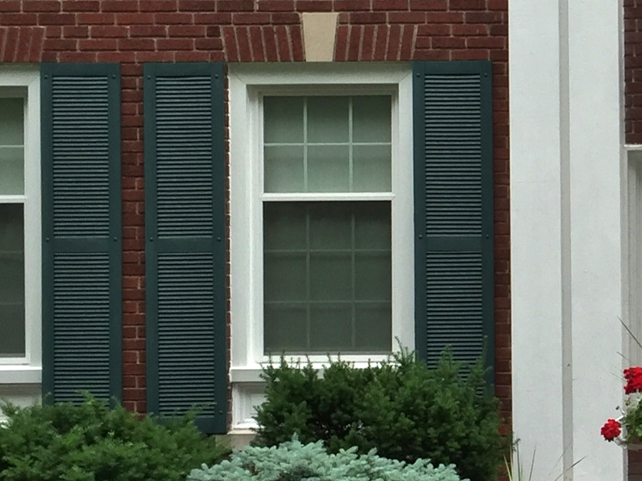 Colonial Revival Double-Hung Window