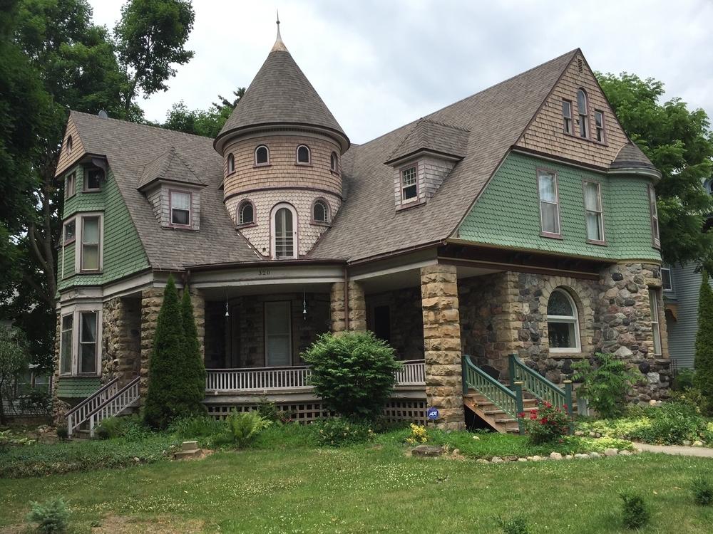 Bowen House, 320 Dennis Street, 1897