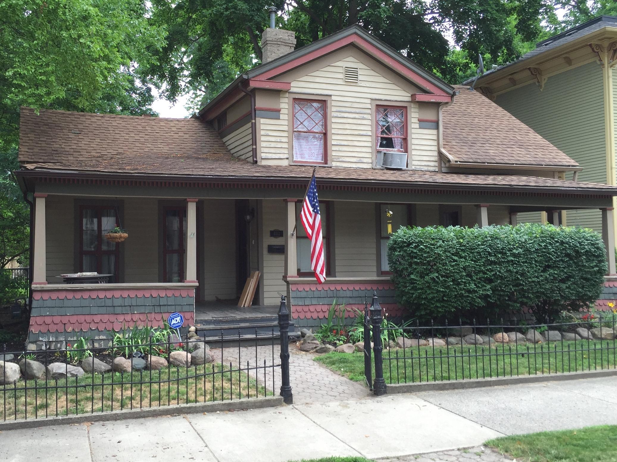 403 Dennis Street, c. 1850