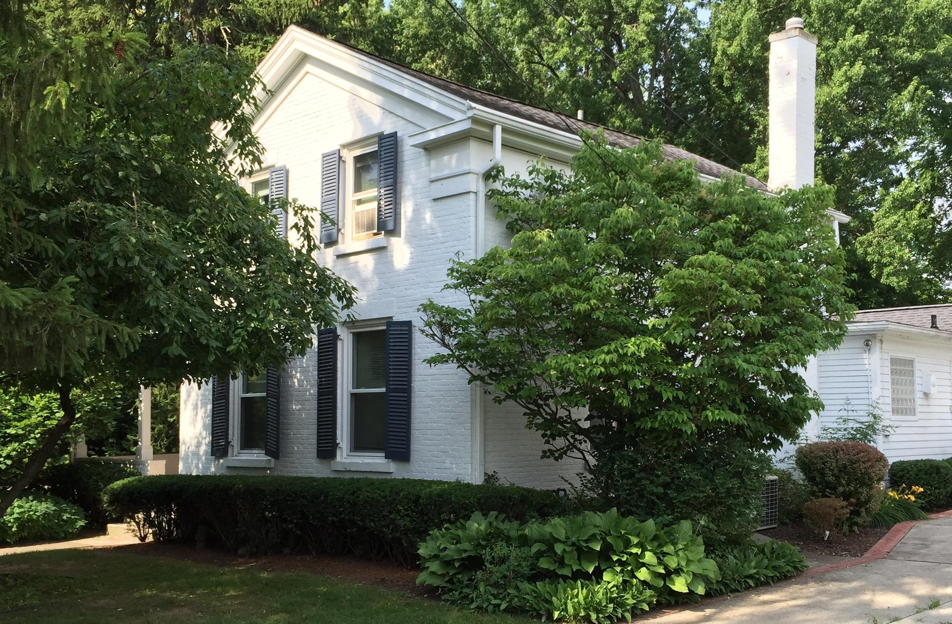 Chaloner House, 113 North Scott Street, 1852
