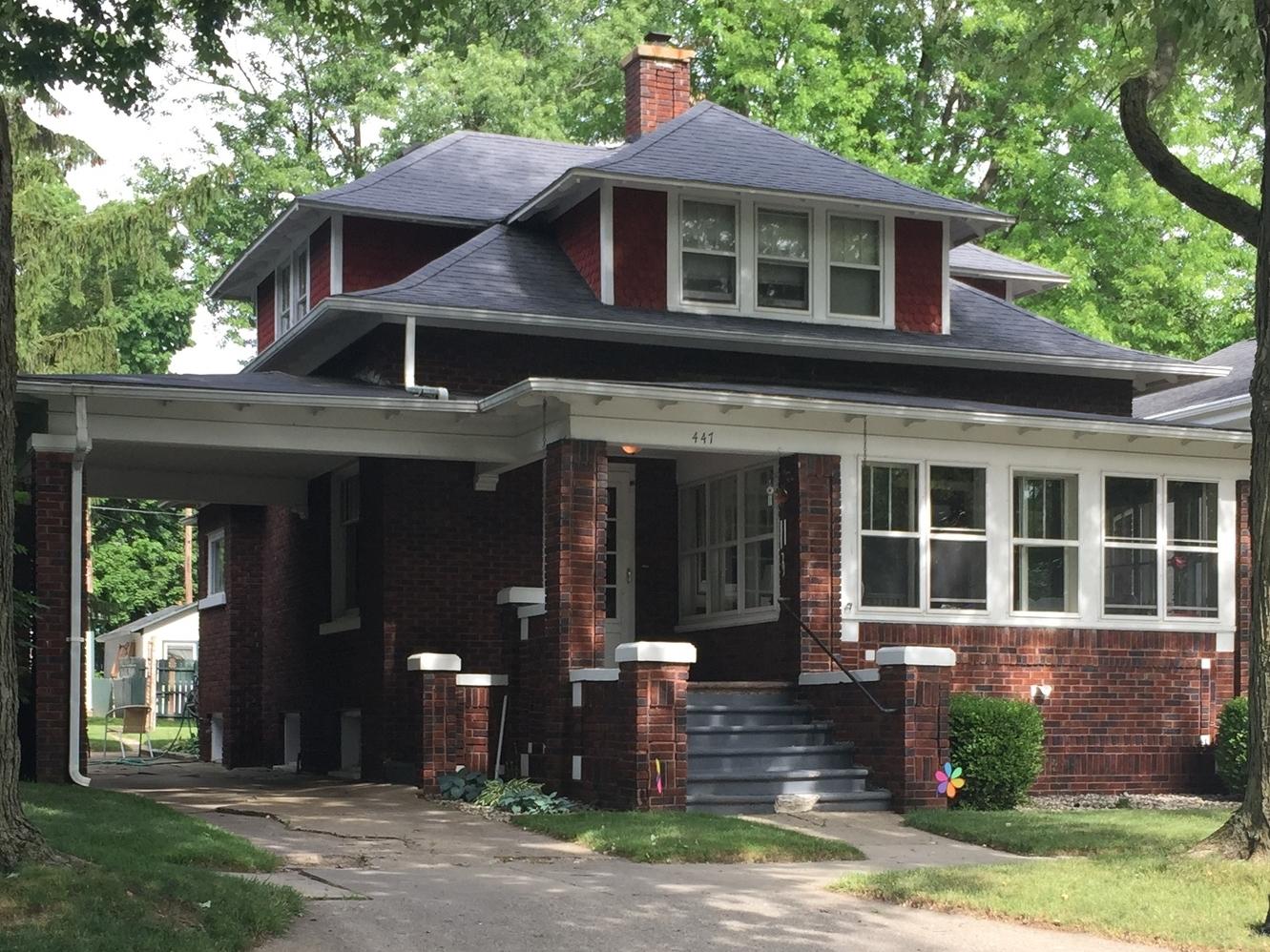 447 Dennis Street, c. 1920