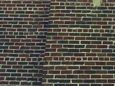 American Cross Bond Brick Pattern