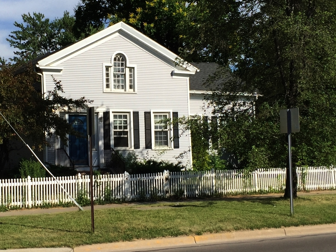 Tabor House, 146 North Broad Street, c. 1847