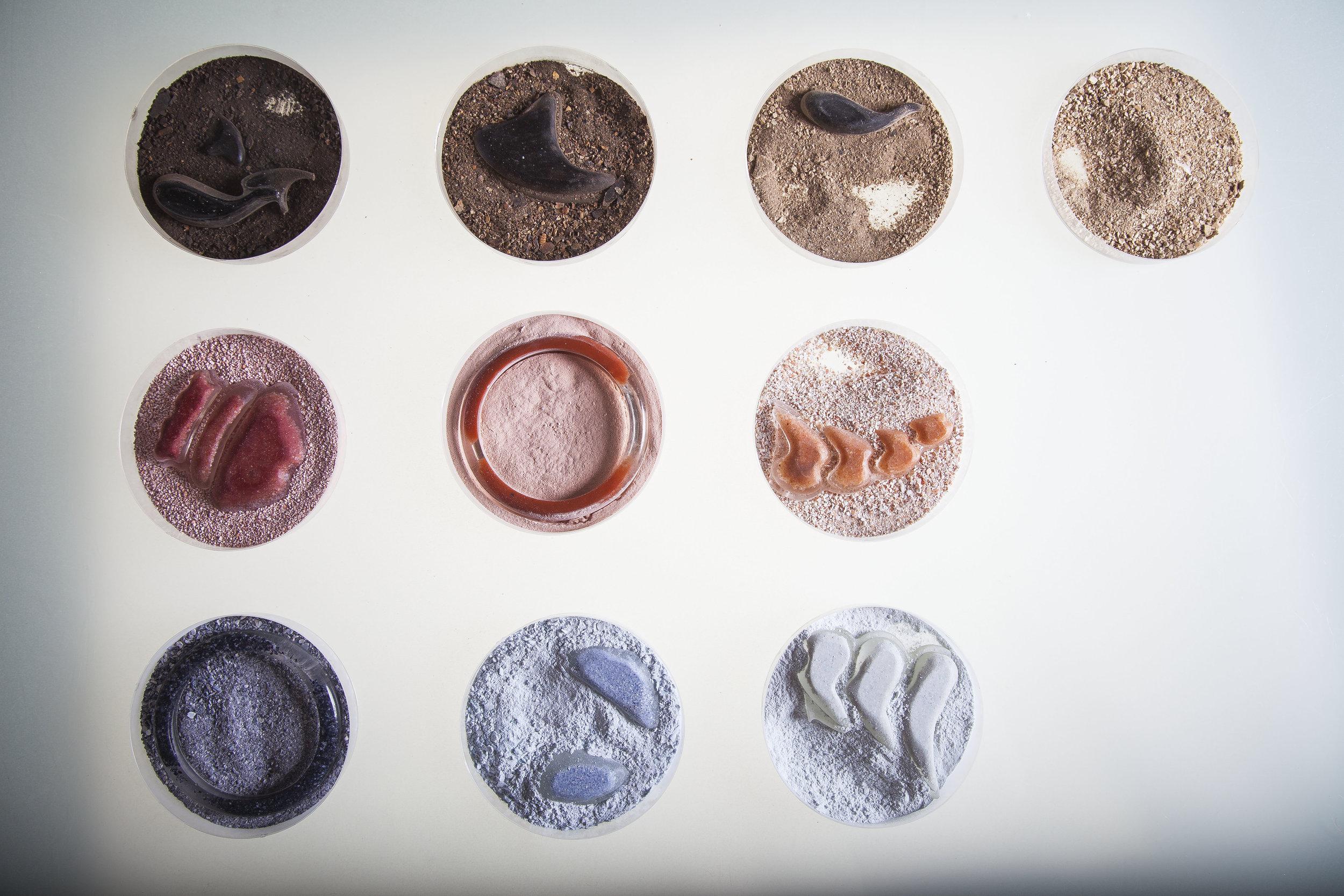 Per Fabrica Colour Palette