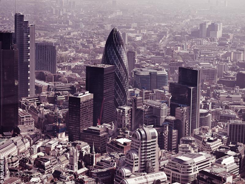 Goodyear Blimp Airship London Flight London Aerial Photography Hasselblad Jay McLaughlin City Gherkin St Mary's Axe