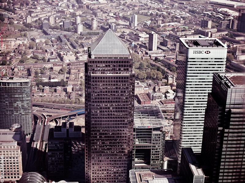 Goodyear Blimp Airship London Flight London Aerial Photography Hasselblad Jay McLaughlin Canary Wharf 1 Canada Square