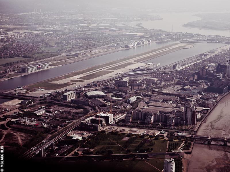 Goodyear Blimp Airship London Flight London Aerial Photography Hasselblad Jay McLaughlin City Airport