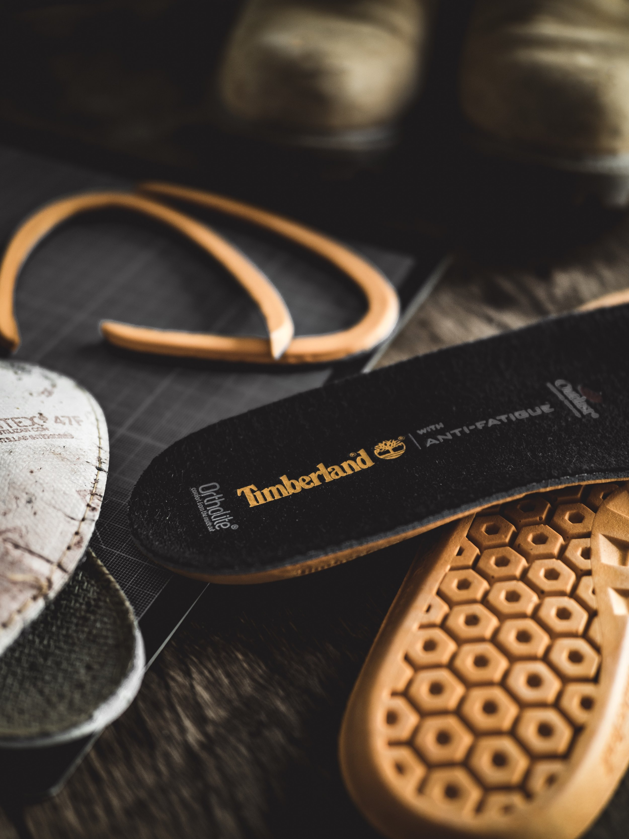 Timberland Inner Sole Boots