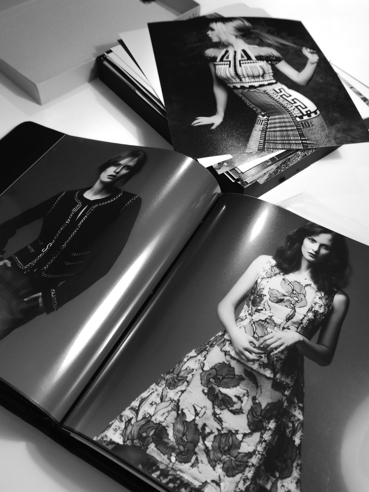 Photography Portfolio Charlotte de Carle Fashion Photographer Book Prints Printed