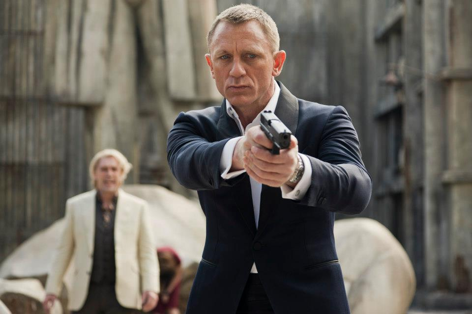 James Bond Style Icon 007 Daniel Craig