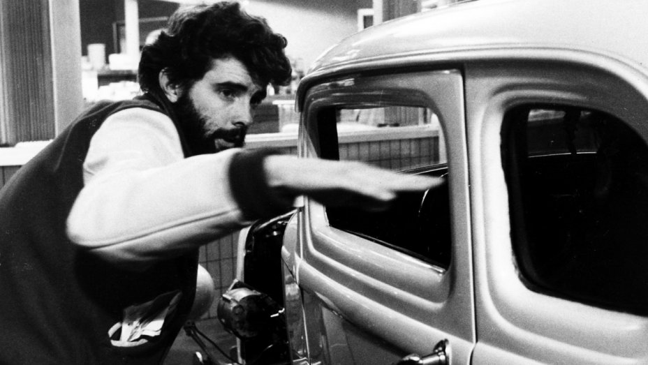 Classic movie review American Graffiti George Lucas Harrison Ford Ron Howard