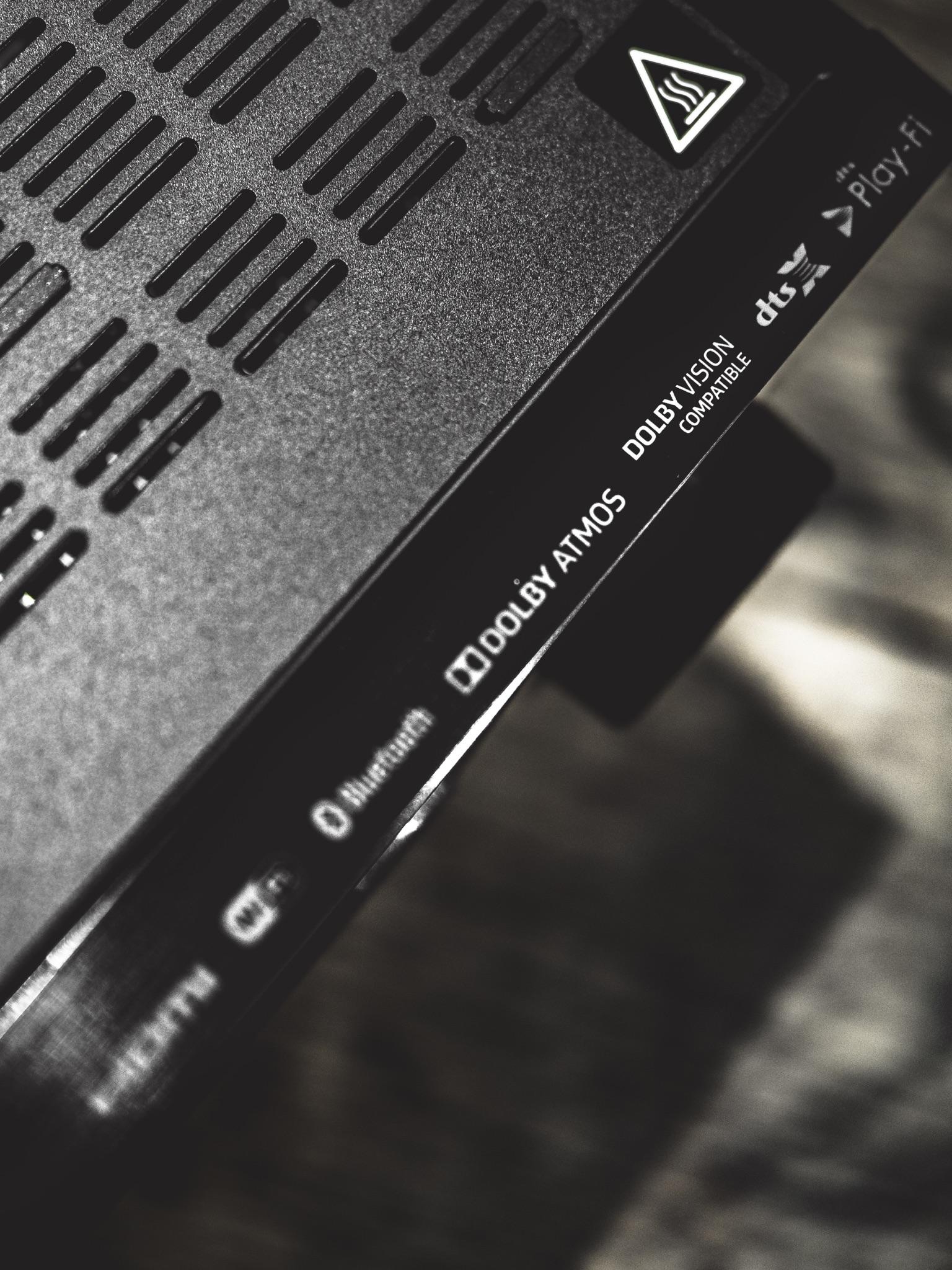 Home Cinema AV Surround Sound Pioneer VSX-932 Receiver Dolby Atmos 4K Dolby Vision DTS-X Wifi
