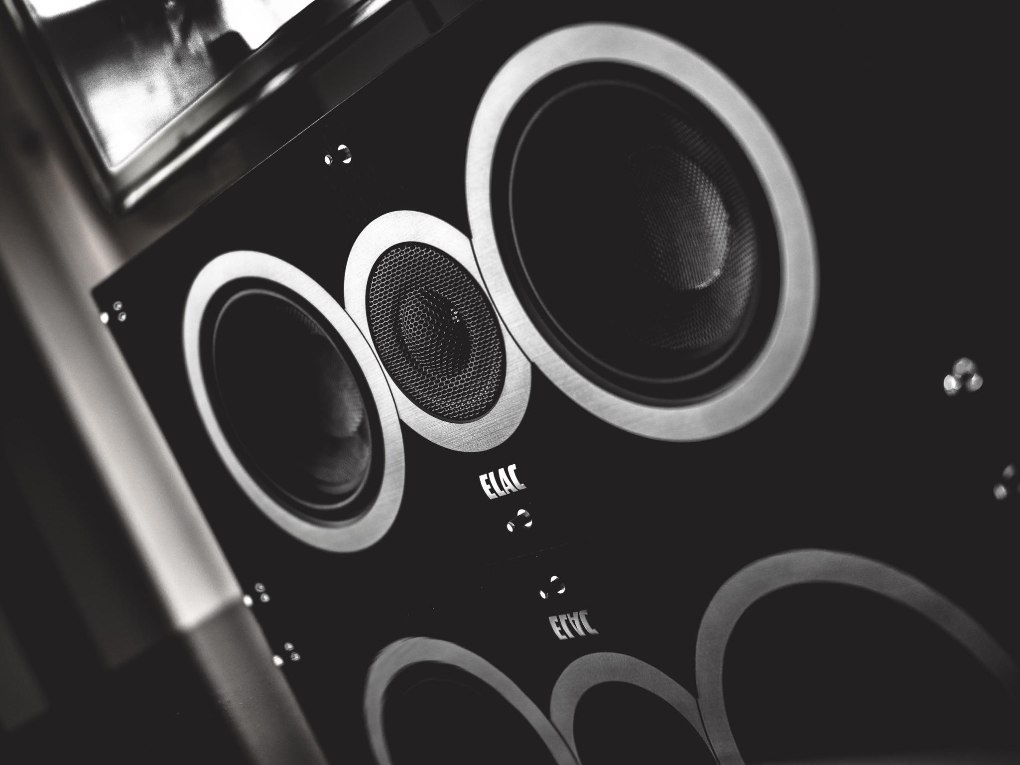 Home Cinema AV Surround Sound Elac Debut C5 Centre Speaker Andrew Jones