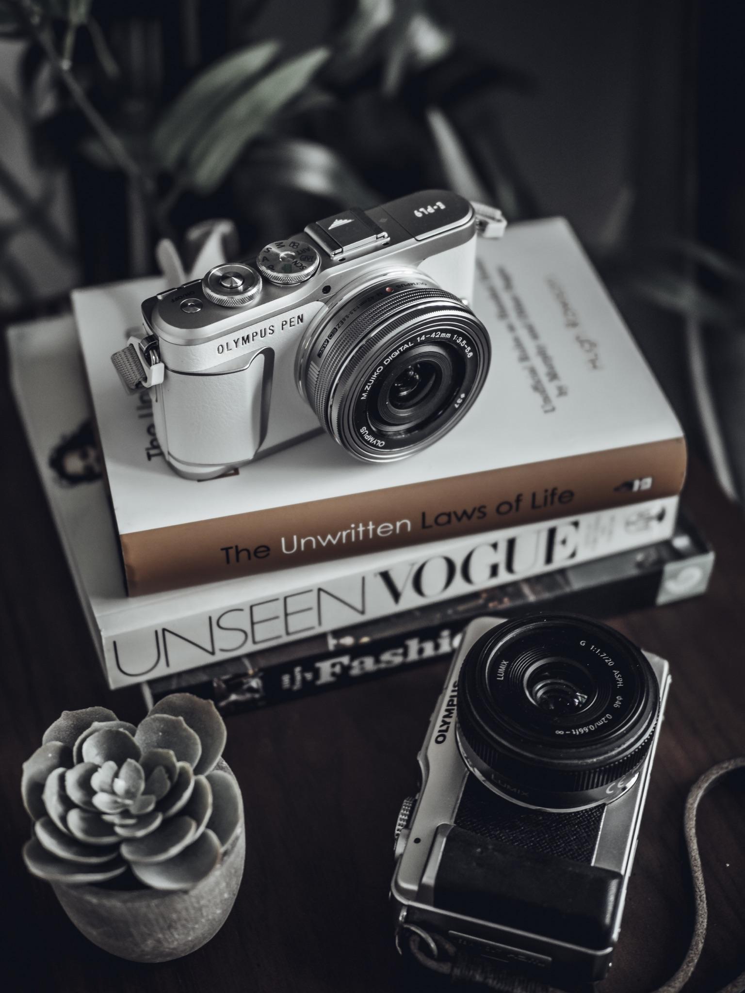 Olympus PEN E-PL9 E-PL1 Camera Review
