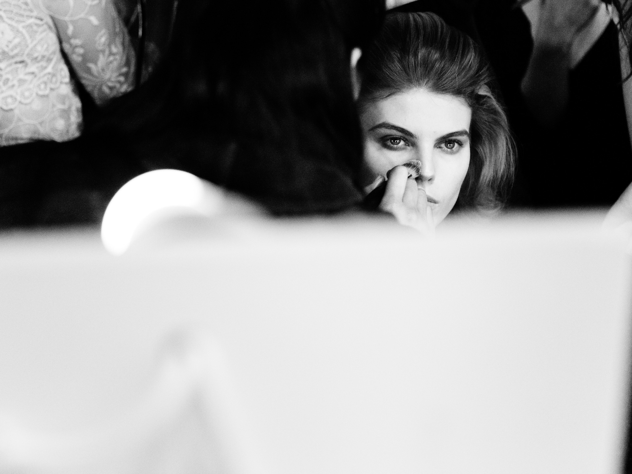 London Fashion Week LFW Runway Show Photography Photograph How to Model Walking Catwalk Youtube Video Guide Tutorial Backstage