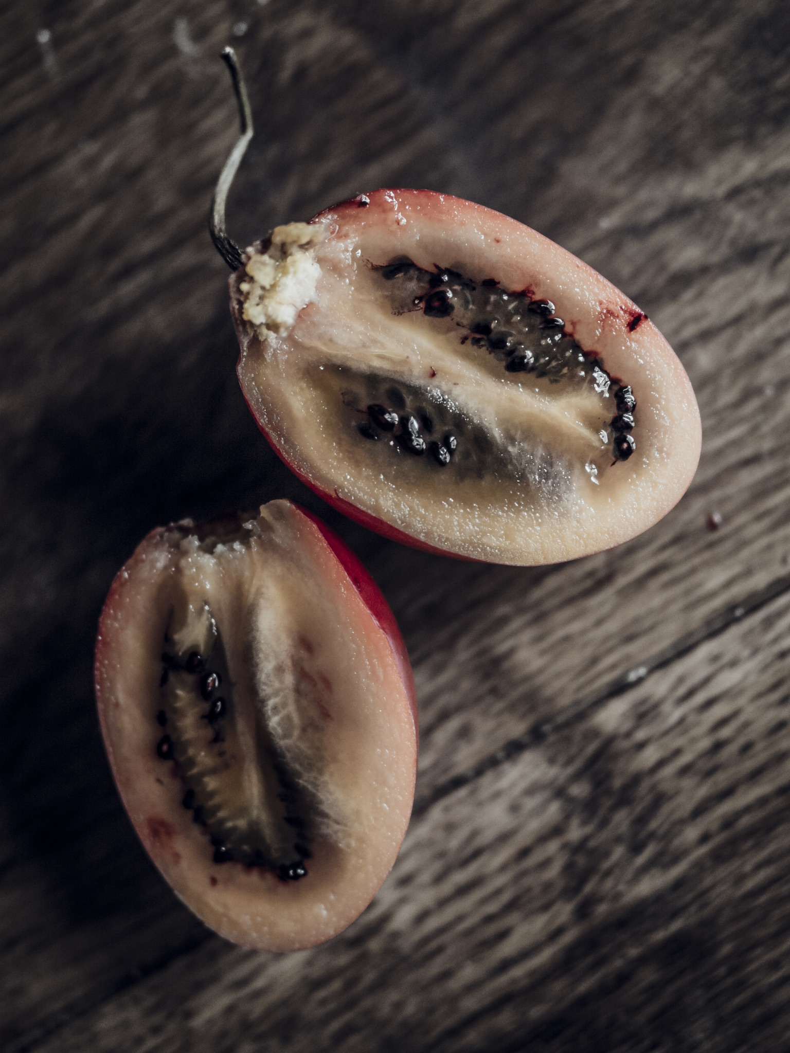 Weird Fruit Tamarillo