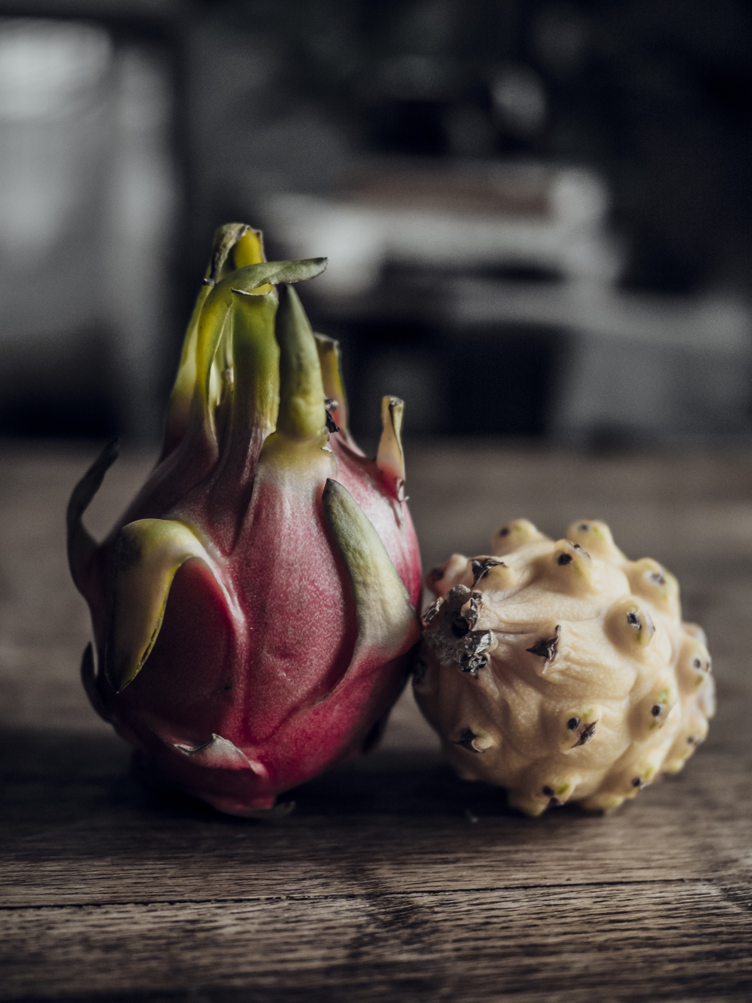 Weird Fruit Dragon Fruit