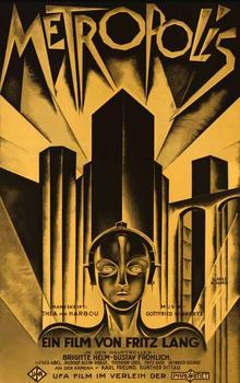 Metropolis 1927 Fritz Lang movie review