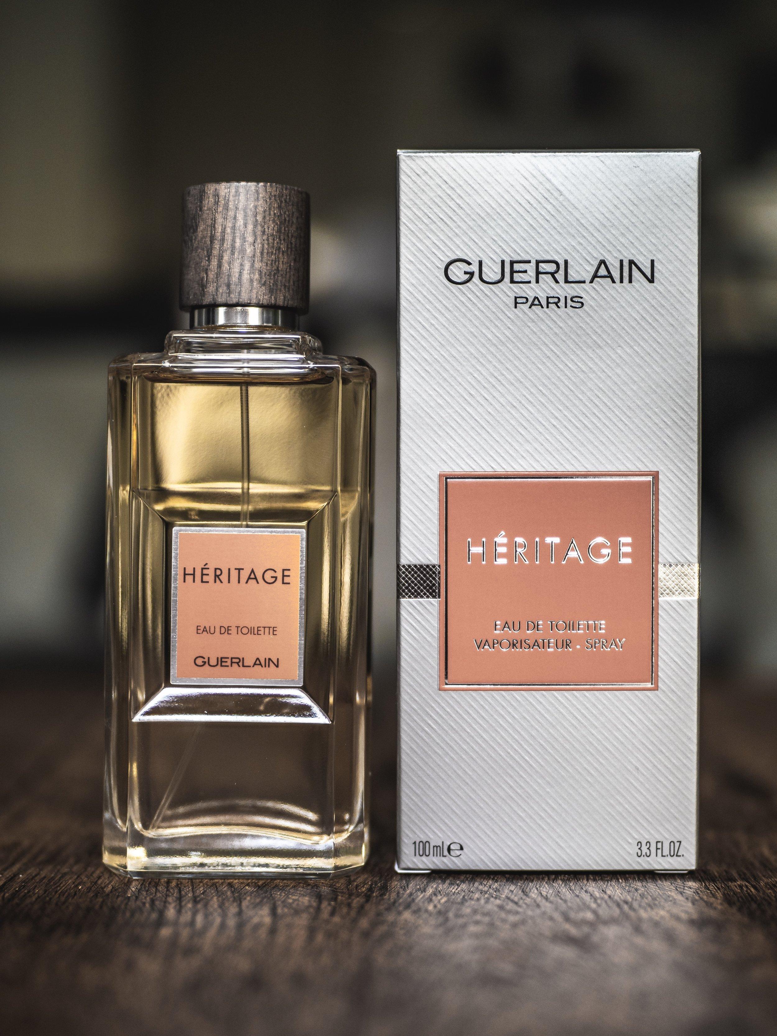 Guerlain Héritage Review