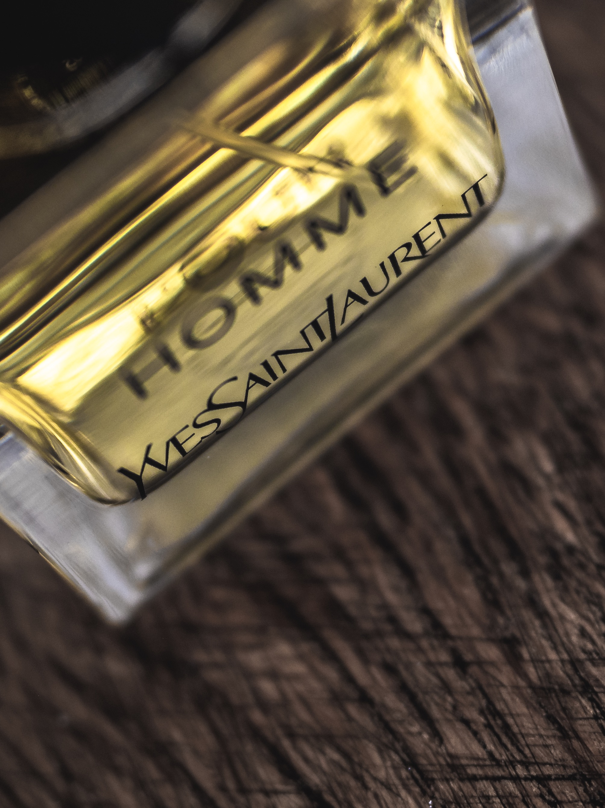 Yves Saint Laurent Pour Homme Review