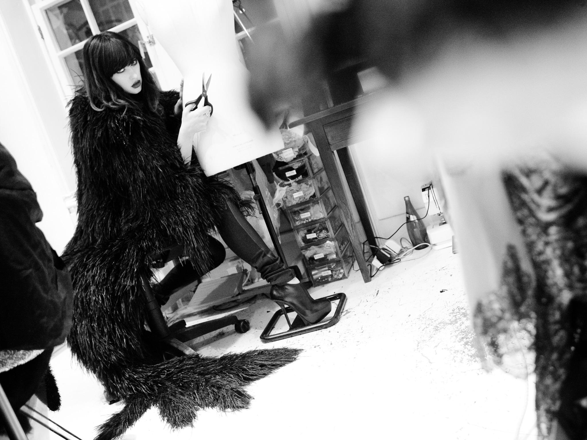 Helmut Lang Journal Photoshoot Jay McLaughlin Clothes Whisperer Kristin Knox
