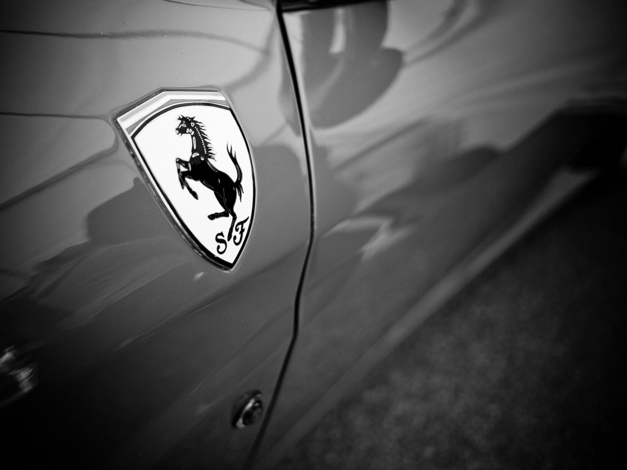 Écurie25 é25 Supercar Supercars Launch Event Silverstone Ferrari
