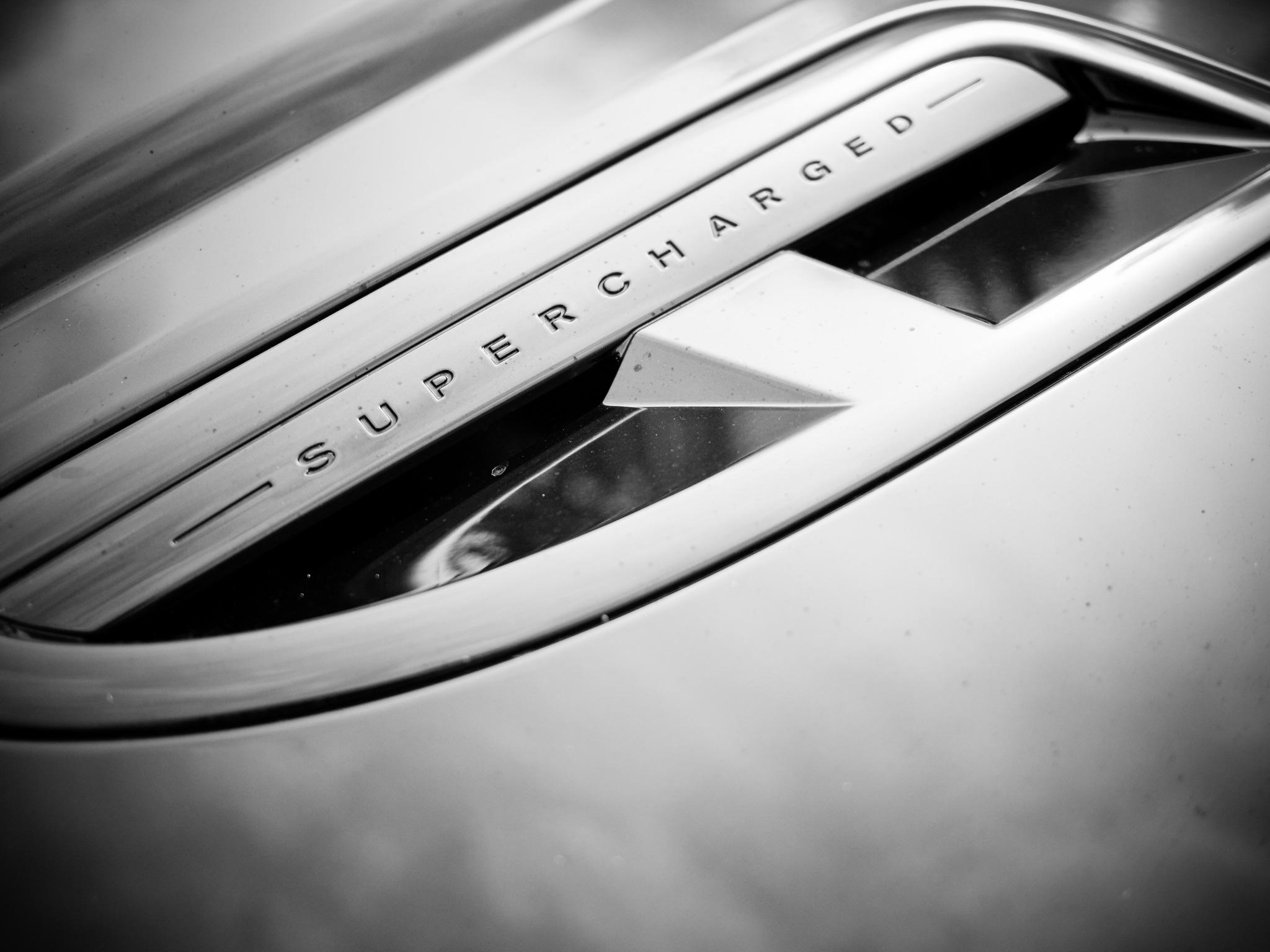 Écurie25 é25 Supercar Supercars Launch Event Silverstone Jaguar Supercharged