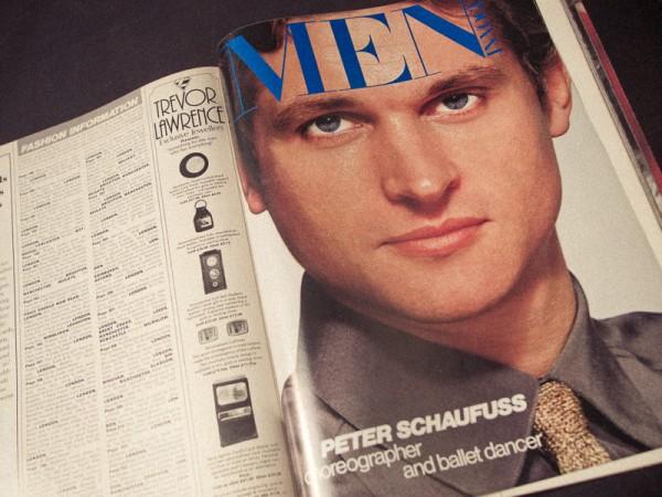 Vogue Vintage December 1979 Men