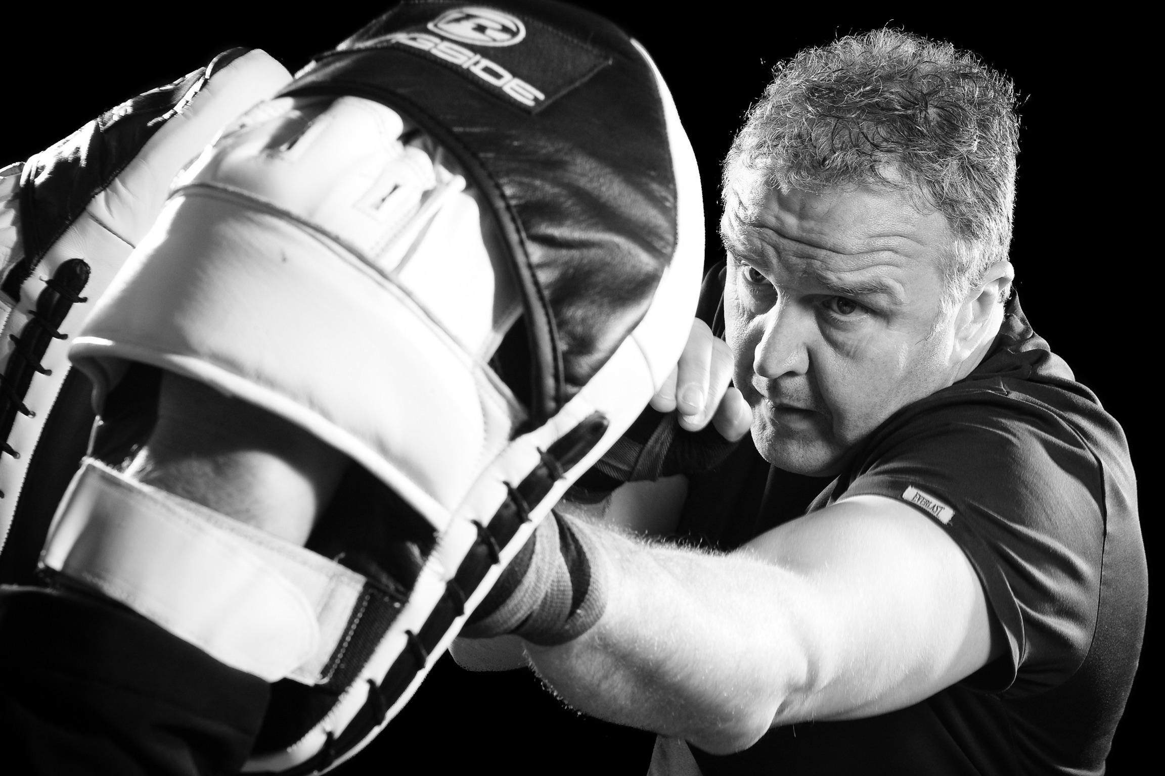 Touchglove Promotions Boxing Fight Match Nina Cranstoun Tony Denham Carlton Leach Football Factory Rise of the Footsoldier