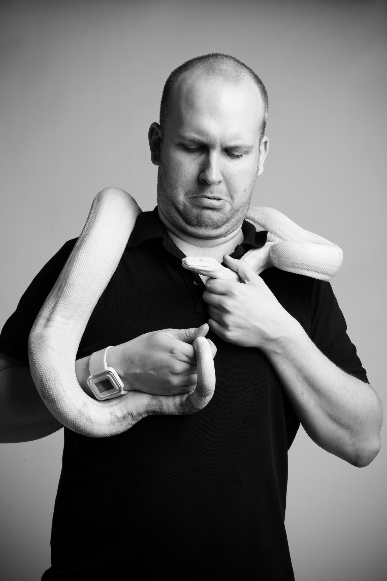 Jay McLaughlin Photographer Snake