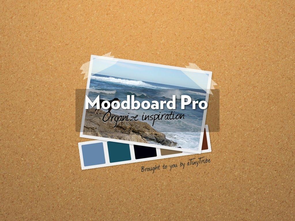 Top iPad Apps Apple iOS MoodboardPro Moodboard Planning Inspiration