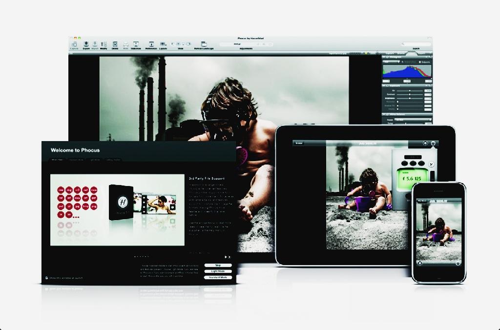 Top iPad Apps Apple iOS Hasselblad Phocus Photography