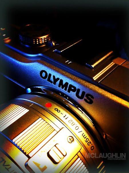 Olympus PEN E-PL1 Camera