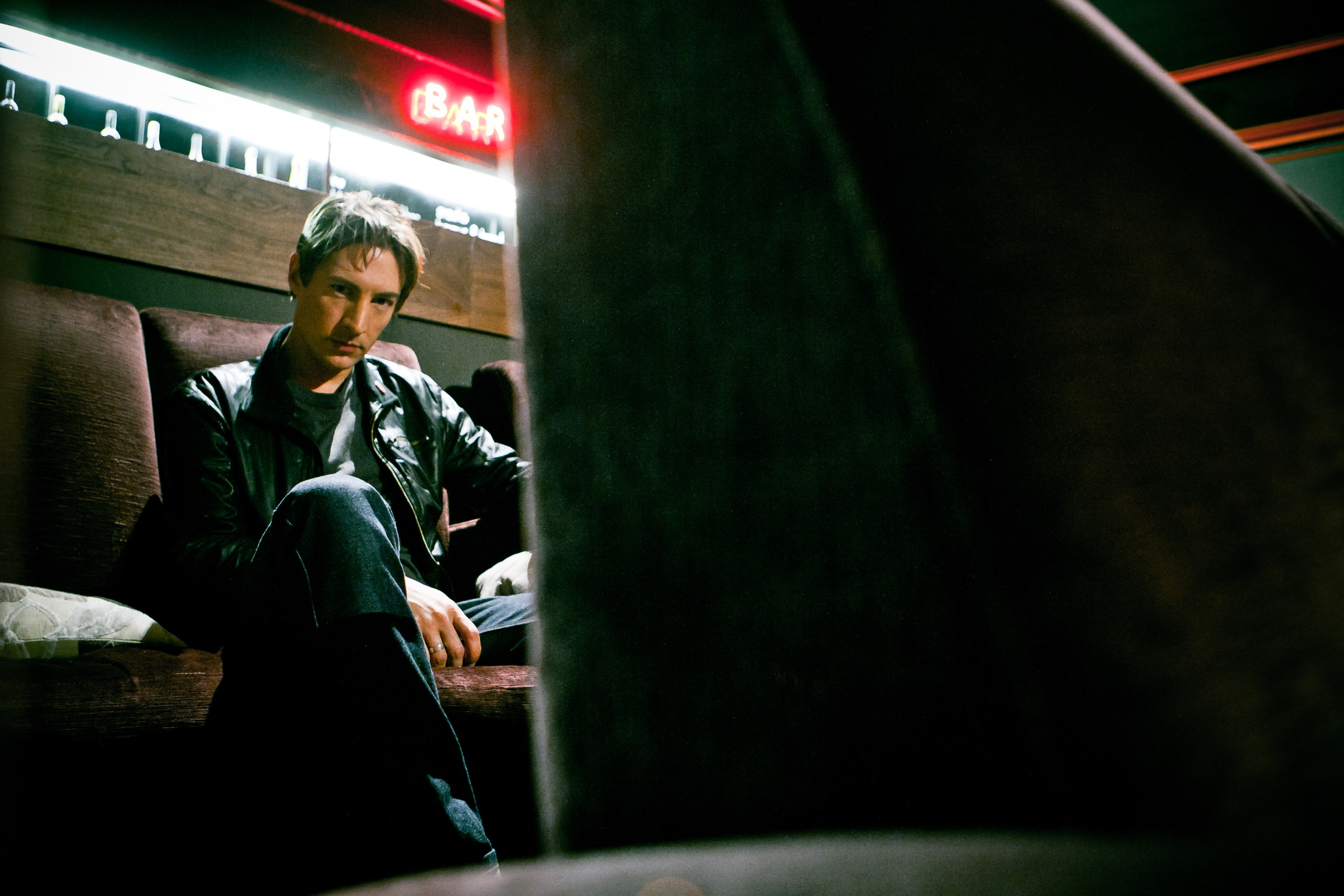 Who's Jack Magazine New London Editorial Photoshoot Jay McLaughlin Photographer Photography Actor
