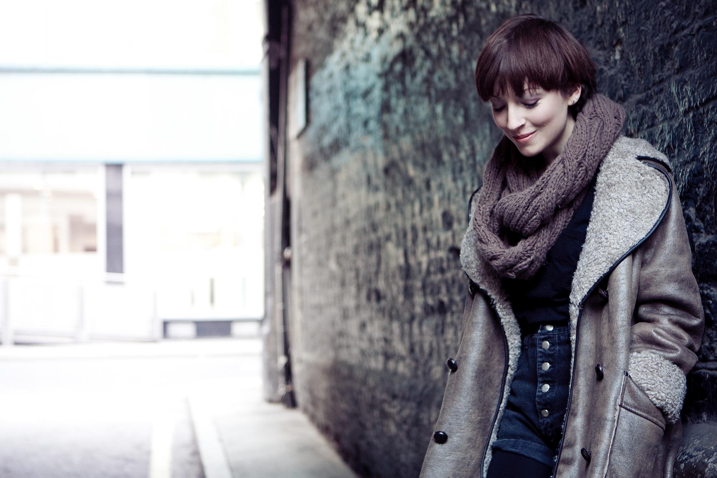 Who's Jack Magazine New London Editorial Photoshoot Jay McLaughlin Photographer Photography Elena Tonra Daughter OhDaughter