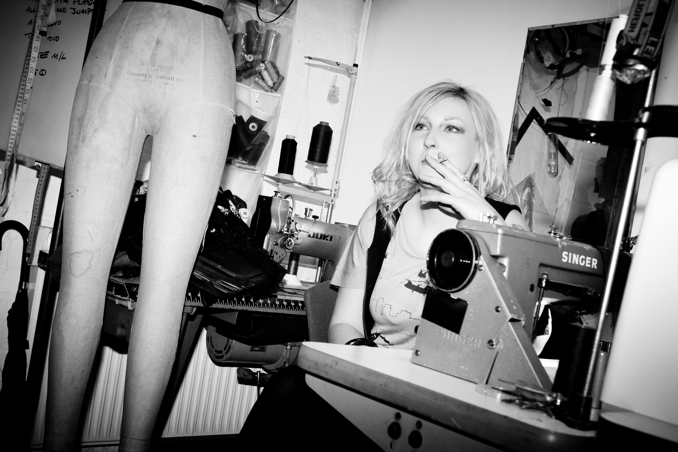 Who's Jack Magazine New London Editorial Photoshoot Jay McLaughlin Photographer Photography Rachel Freire Fashion Designer